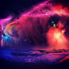 This is beautiful. #galaxys #beautiful #trippy