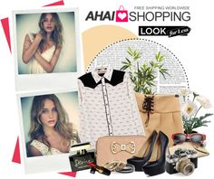 """""""Fashion Style"""" by polybaby ❤ liked on Polyvore"""