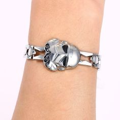 Buy STAR WARS Stormtrooper Mask Bracelet at Pica Collection for only $ 13.95