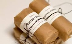 terrine packaging - Google Search Café Brunch, Sausage Skin, Heavy Whipping Cream, Cheese Cloth, Sandwich Recipes, Packaging Design, Sandwiches, Butter, Coffee