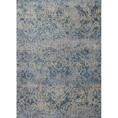 Magnolia Home Furniture Area Rug - Kivi 8' x 11' Blue & Gray