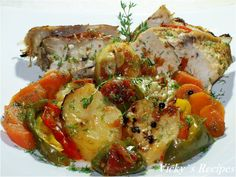 A mixture of food, sweets, feelings and thoughts Food And Drink, Cooking Recipes, Erika, Chicken, Pie, Chef Recipes, Recipies, Recipes