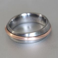 Custom made titanium ring manufacturers in South Africa Gold Wedding, Wedding Bands, Titanium Rings, Rose Gold, Engagement Rings, Silver, Jewelry, Jewellery Making, Money