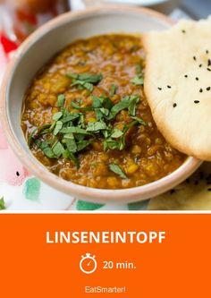 Linseneintopf - smarter - Zeit: 20 Min. | eatsmarter.de