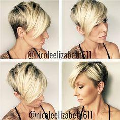 1000 Images About Hair On Pinterest Jenna Elfman Short