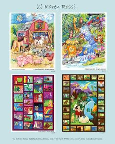 Art and Designs for Kids Products, Creative Connection, Inc.