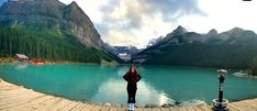 Looking for tips for your Banff National Park roadtrip? My husband and I spent 4 days exploring the area. Here's our tips on the top must-see sites! Banff National Park, National Parks, Banff Canada, Canada Travel, Adventure Awaits, Animal Design, Time Travel, Sierra Nevada, Arches