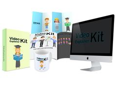 Video Explainer Kit Vol 1 is the most incredible solution for your video explainer problem. Inside the members are you will find over 500 brand new SVG files for illustration that have never been published before.