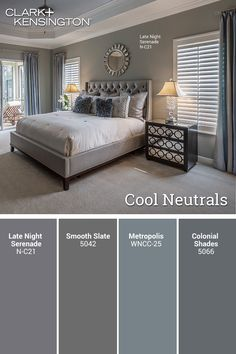 Find the perfect palette of neutral paint colors for any room in your home at your local Ace. Find the perfect palette of neutral paint colors for any room in your home at your local Ace. ideas for couples color schemes Neutral Paint Colors, Interior Paint Colors, Paint Colors For Home, House Colors, Interior Design, Bedroom Color Schemes, Master Bedroom Color Ideas, Relaxing Bedroom Colors, Master Bedroom Grey