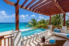 Zemi Beach | Real Estate on Anguilla | Poolside Terrace