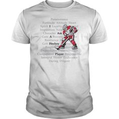 I am a #Hockey Player, Order HERE ==> https://www.sunfrog.com/Sports/123792105-686567575.html?6789, Please tag & share with your friends who would love it, #christmasgifts #xmasgifts #jeepsafari  #hockey lovers sports, hockey lovers red wing, hockey lovers boys  #family #entertainment #food #drink #gardening #geek #hair #beauty #health #fitness #history