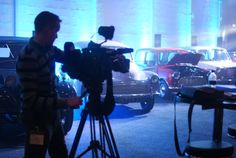 Lighting and camera crews for events and live feed. conferences packages,