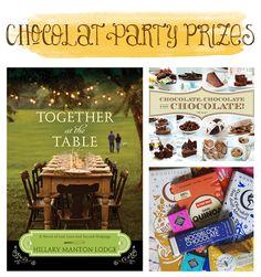 Hillary Manton Lodge Fiction: Chocolat Movie Night Prize Page