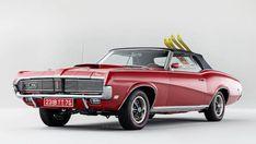 James Bond 1969 Mercury Cougar XR-7 Could Fetch $200,000 at Auction
