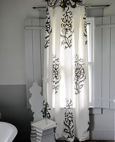 Seraphine Curtains