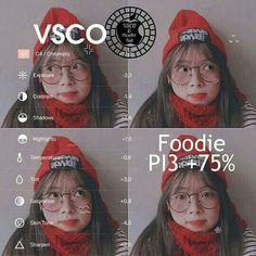 Photography Filters, Photography Editing, Creative Photography, Vsco Hacks, Feeds Instagram, Best Vsco Filters, Vsco Effects, Aesthetic Filter, Vsco Themes