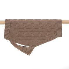 Кабель Кашемировый пуловер собаки Черепаха 25см