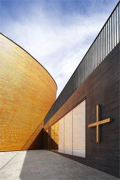 Kamppi Chapel Of Silence; Helsinki, Finland / K2S Architects