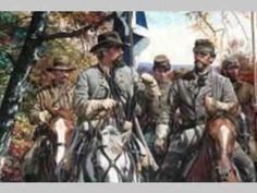 """""""Jine the Cavalry"""" sung by Bobby Horton"""