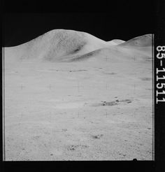 Apollo 15 Hasselblad image from film magazine 85/LL - SEVA, Pre-EVA-1, EVA-1 & 2