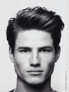 Hair Styles, Hair Styles for Men, Men's Hair Style = More Hair Style ideas @ www.fullfitmen.com
