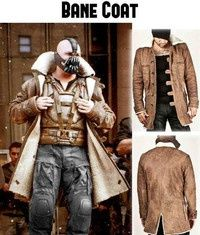 Cafe Racer Leather Jacket, Leather Vest, Real Leather, Leather Jackets, Black Leather, Leather Coats, Famous Movie Titles, The Dark Knight Rises, Shearling Coat