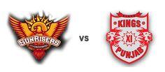 Kings XI Punjab VS Sunrisers Hyderabad,Kings XI Punjab,Sunrisers Hyderabad