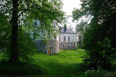 Penningby Slott, Roslagsleden. Foto av Alicia Sivertsson.