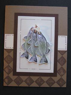 Fish, argyle, guy.