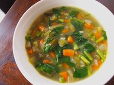 Chubby Hubby - Temple-mode minestrone