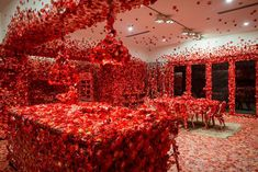 Les Obsessions florales de Yayoi Kusama (2)