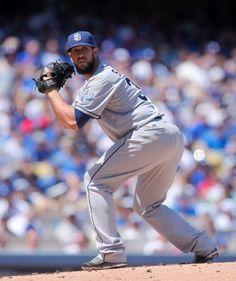 James Shields, San Diego Padres