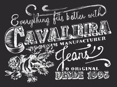 Blackboard inspired label tag designed by me for Cavalera S/S 11  +info http://flickr.com/dou_glas