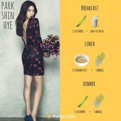 Korea diet