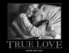 True love never gets old <3