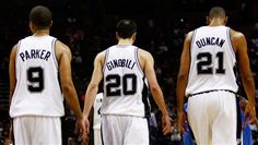 The Spurs Big 3