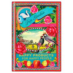 Pip Studios - Happy products for happy people!In stock at French Quarter, Crown… Pip Studio, Oui Oui, Happy People, Colour Schemes, Illustration Art, Stationery, Artsy, Nursery, Wallpaper