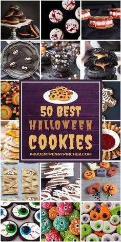 Halloween Cake Pops, Halloween Desserts, Halloween Treats To Make, Postres Halloween, Halloween Cookies Decorated, Halloween Sugar Cookies, Hallowen Food, Halloween Appetizers, Halloween Food For Party
