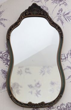 Antique Mirror by CanalSideStudio on Etsy, $145.00