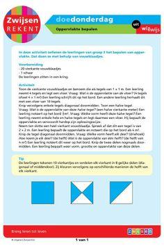 Oppervlakte bepalen (groep 7)