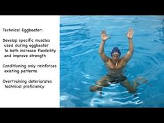 Eggbeater Fundamentals Part 1: Movement and Power Development - YouTube