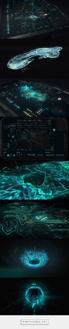 Halo Wars 2 on Behance... - a grouped images picture - Pin Them All