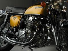 pinterest.com/fra411 #Honda CB 750 Four - The Legend