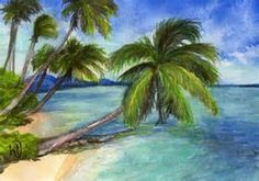tropical watercolor art - - Yahoo Image Search Results