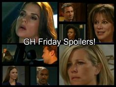 Hot new General Hospital (GH) spoilers for the cliffhanger episode on Friday, November 4 reveal that Ava scrambles after she gets a scary message, Valentin bugs