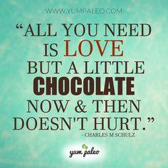 All you need is LOVE...  #PaleoMotivation #PaleoInspiration #PaleoQuotes #PaleoRecipe