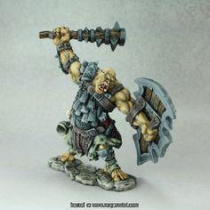 03162: Kagunk, Ogre Boss
