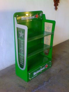 Heineken Displays by Raul Galindo at Coroflot.com
