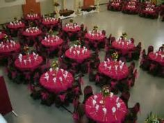 Image detail for -blog: quinceanera table centerpieces