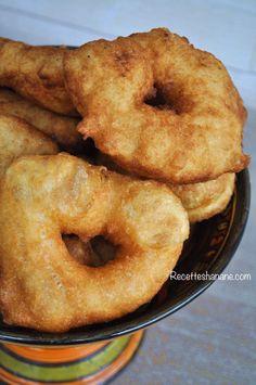 Sfenj ou beignets Marocains